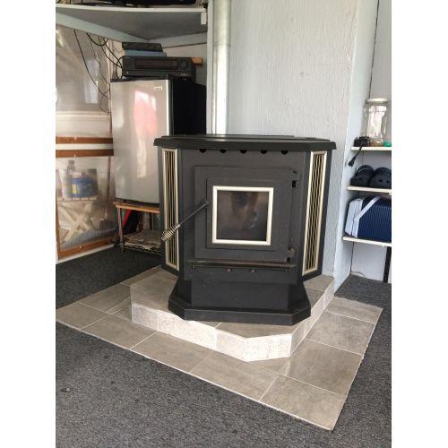 canadian yukon military stove