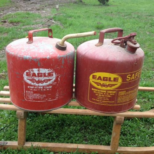 Eagle 2 gallon gas can flexible sanding sheets