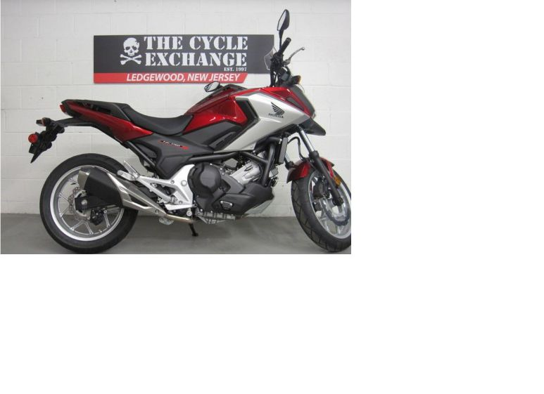 2018 Honda Nc750x Dct For Sale Motorcycles Paper Shop