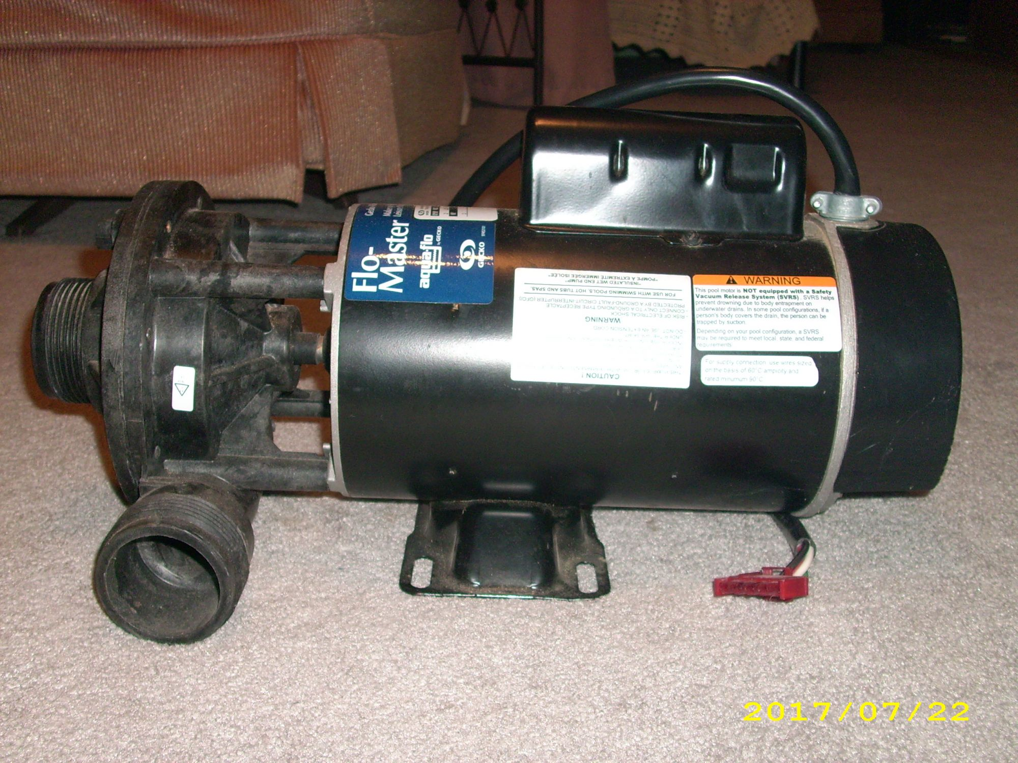 spa hot tub motor spd executive htm larger waterway pump p a photo