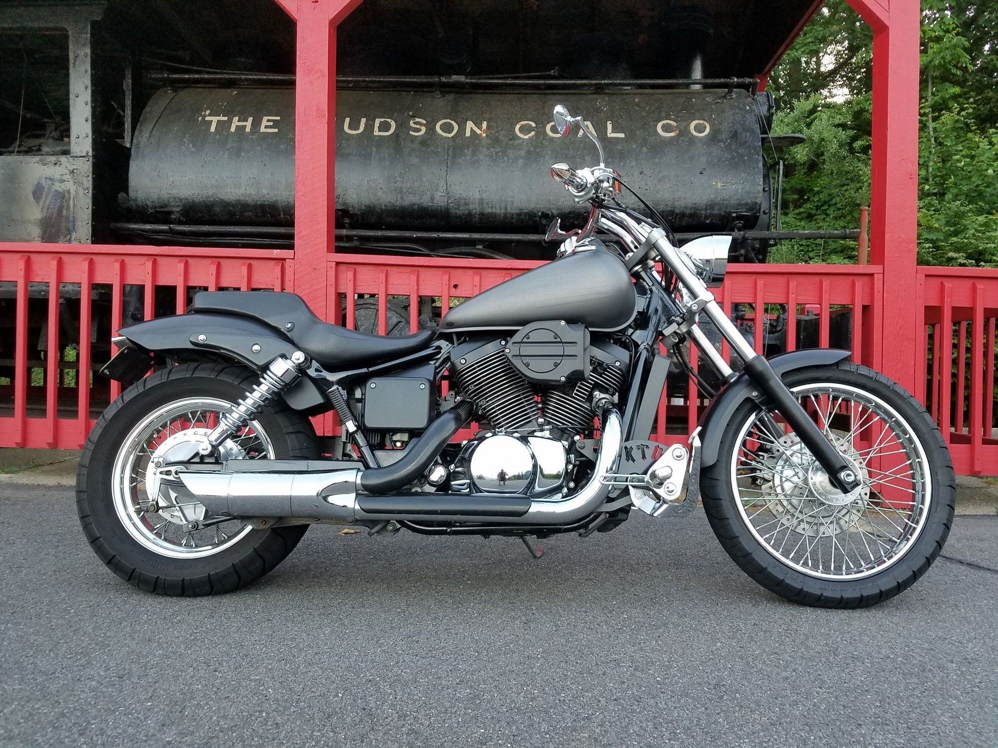 2005 HONDA SHADOW SPIRIT 750   For Sale   Motorcycles   Paper Shop   Free  Classifieds