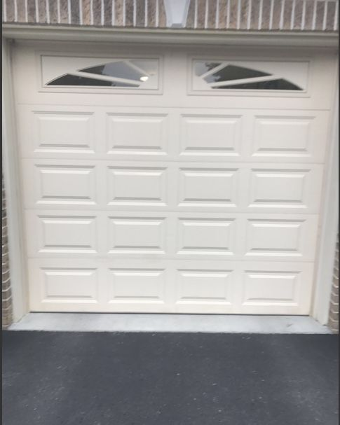 3 Clopay 9x8 Insulated Garage Doors For Sale Building