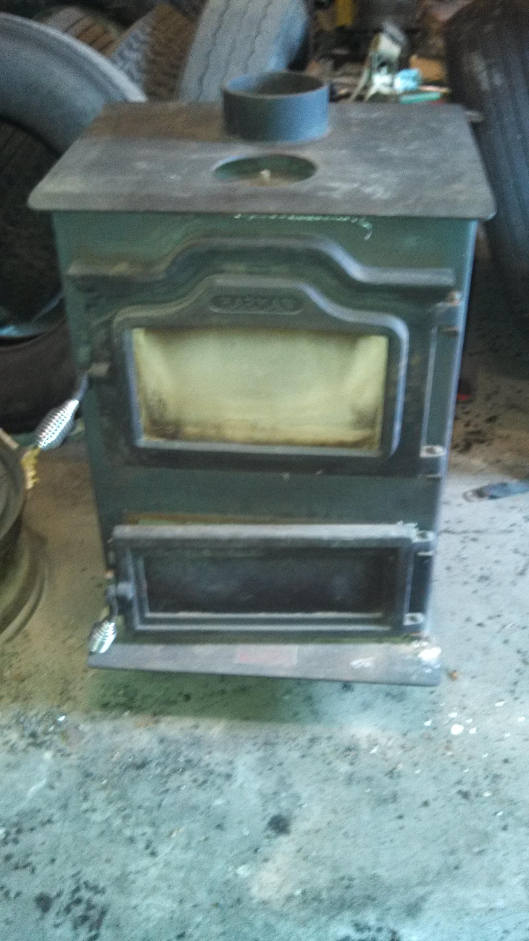 Magnum Stoker Coal Stove Images