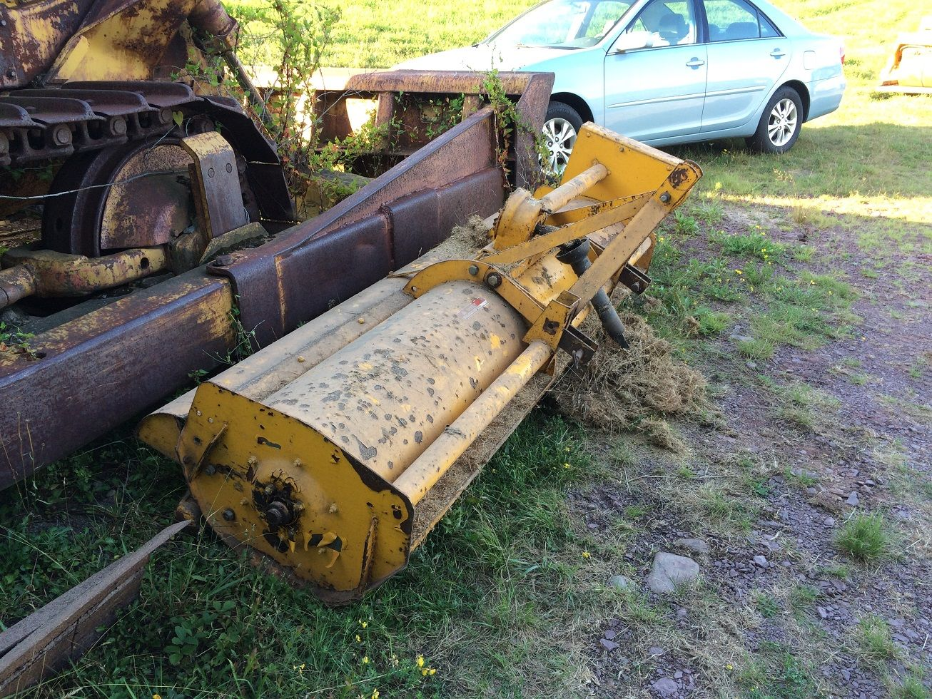 Ford 917 Flail Mower Manual
